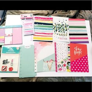 Classic size happy planner lot